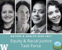 Gina Aaftaab, Sara Breslow, Sean Watts, and Isabel Carrera Zamanillo